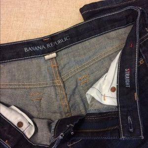 Banana Republic Jeans - Banana Republic Straight Leg Jeans